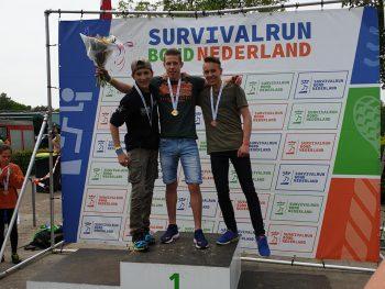 Foto's gemaakt door: Gerkje van der Kooi en organisatie Survivalrun Dronterland
