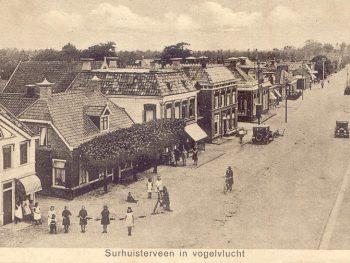 Foto's gemaakt door: Archief - Stichting Oud-Achtkarspelen
